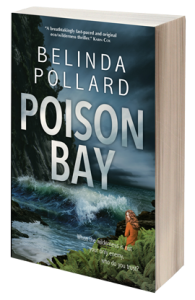 Cover of Poison Bay by Belinda Pollard
