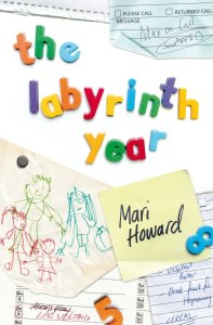 Cover of The Labyrinth Year