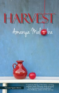 Cover of Harvest by Amanya Maloba