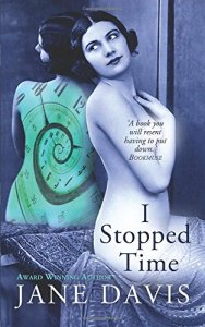 "Latest cover design for ""I Stopped Time"""