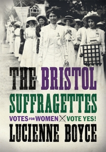 Cover of The Bristol Suffragettes