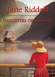 cover of Daughters of the Lake by Jane Riddell