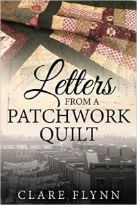 Cover of Letters from a Patchwork Quilt by Clare Flynn