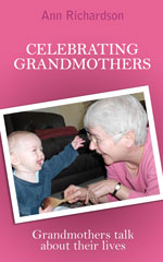 cover of Celebrating Grandmothers by Ann Richardson