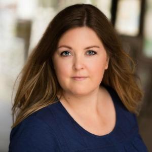 headshot of Catherine Ryan Howard