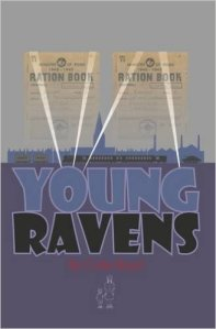 Cover of Young Ravens by Celia Boyd
