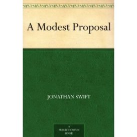 Cover of A Modest Proposal
