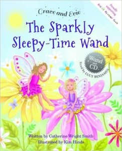 Cover of the Sparkly Sleepy-Time Wand