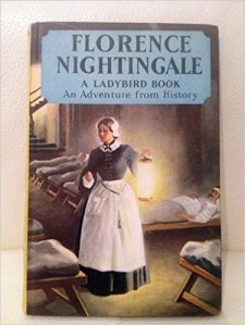 Cover of Florence Nightingale Ladybird book