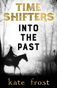 Cover of Time Shifters by Kate Frost