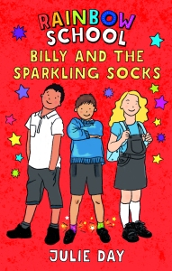 Cover of Billy and the Sparkling Socks